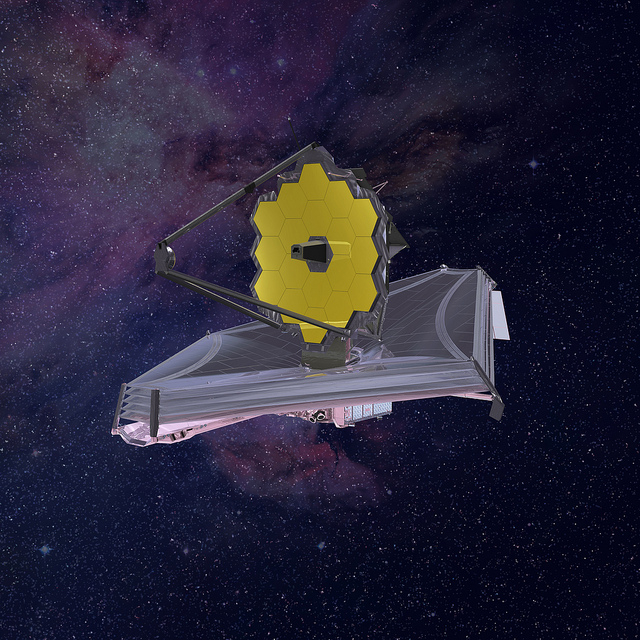 Collaborative Lecture on James Webb Space Telescope Flyer