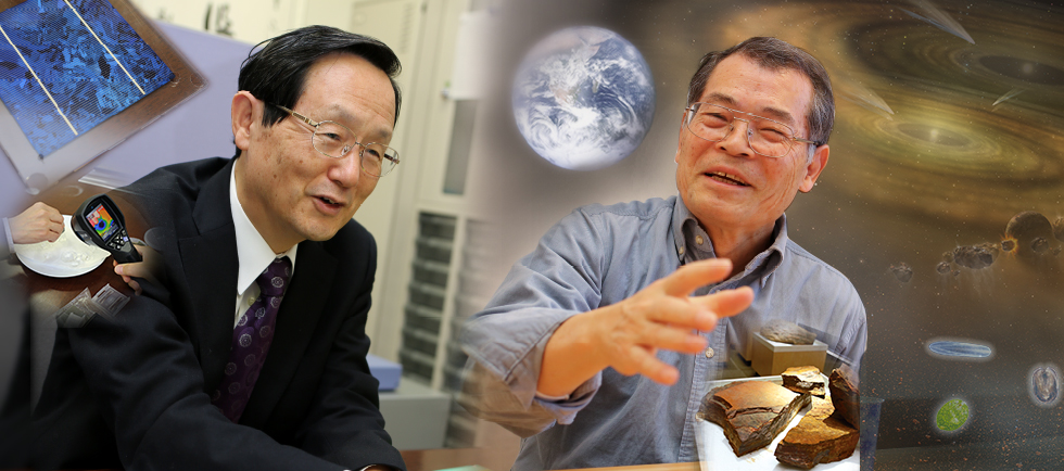 Interviews with Retiring Tokyo Tech Professors, Spring 2015