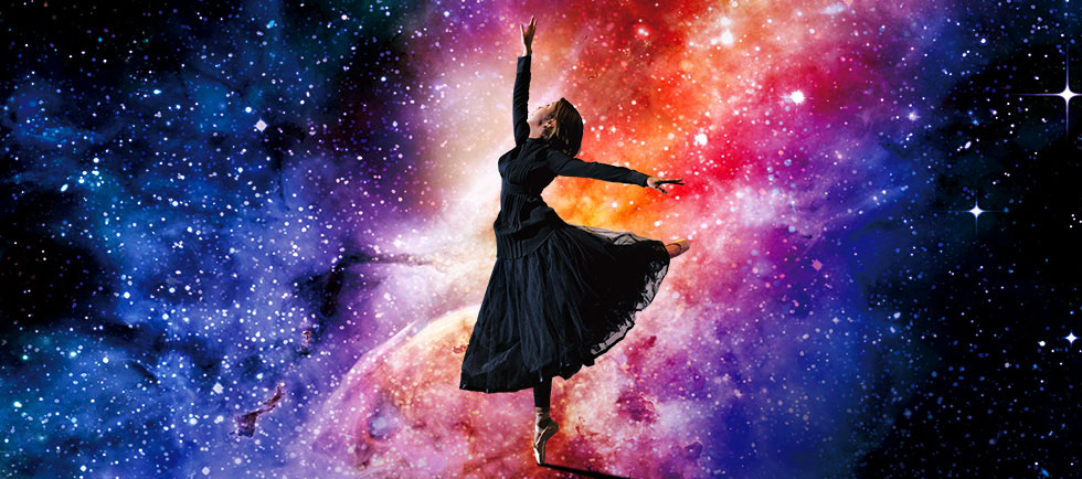 Dance and Planetary Science