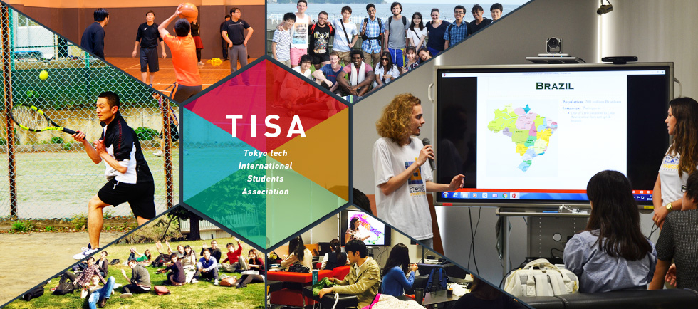 TISA Tokyo Tech International Students Association
