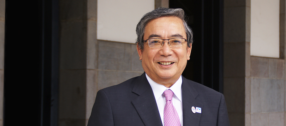 Two Years On - Interview with President Mishima