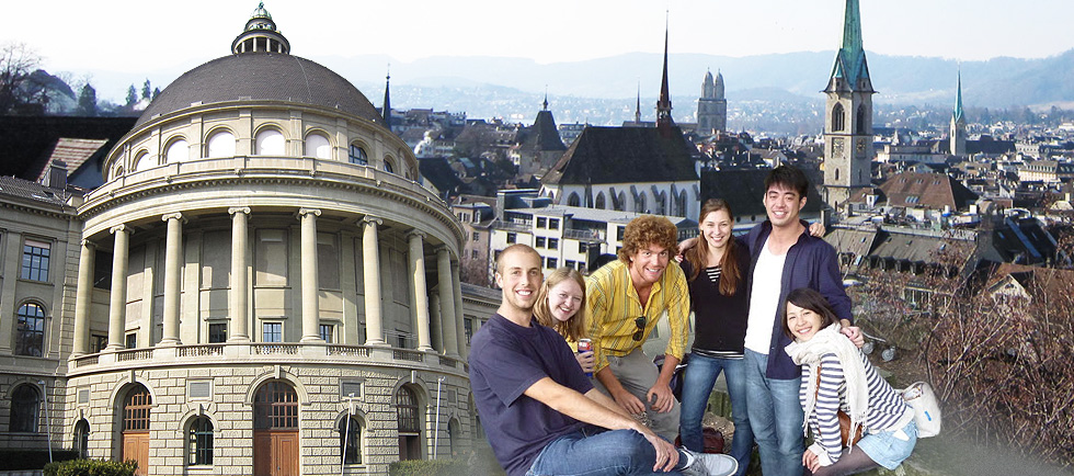 Partner universities: ETH Zurich