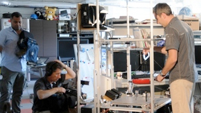 Research conducted at Tokyo Tech will be appearing in BBC's 'Click'