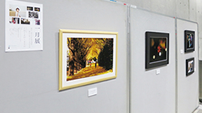 First photo and art exhibitions at Ookayama Library well-received