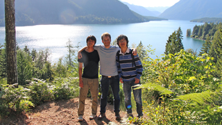 Experiencing one year of research overseas (University of Washington)