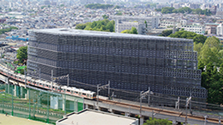 Tokyo Tech's Ookayama campus goes 'mega-solar' as part of the smart grid 'Ene-Swallow ver.3' project