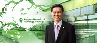 Alumni on the World Stage - Professor Chong Tow Chong, Provost of SUTD