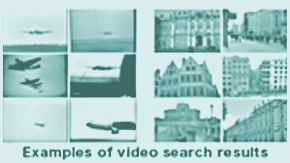 Semantic indexing system for video search using a data-driven approach