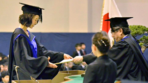 Academic Year 2013 Graduation Ceremony