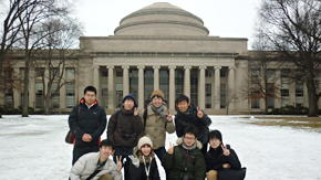 2014 TiROP Student Trip to MIT and Brown University