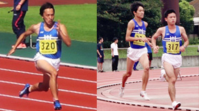 Great Victory in 16 years - Track and Field Club, win championship at 46th T&F Competition for Science and Engineering Students in Kanto region -