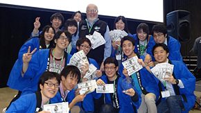 Tokyo Tech Students Win at iGEM Three Years in a Row