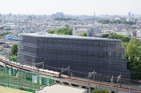 Tokyo Tech Environmental Energy Innovation Building