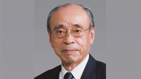 Honorary Professor and Former President Yasuharu Suematsu Receives 2014 Japan Prize