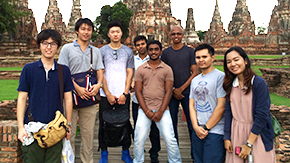 TAIST-Tokyo Tech Student Exchange Program 2015 launched