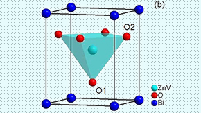Innovative piezoelectric materials: Bi2ZnVO6 a new PbTiO3-type giant tetragonal compound