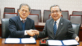 Tokyo Tech and UNESCO Bangkok Office sign MOU