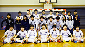 Tokyo Tech tops Group D in 2nd Division of FFC College Futsal League