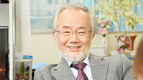 Honorary Professor Yoshinori Ohsumi receives 45th Rosenstiel Award and 15th Wiley Prize