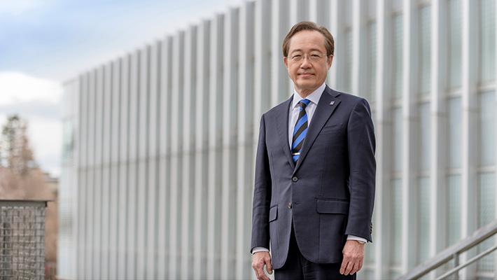 President Kazuya Masu