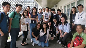 Short-term study abroad program in the Philippines