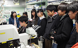 Ookayama Campus lab tour