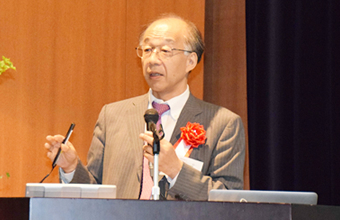 Yoshiaki Tsukamoto of the Japan Bioindustry Association