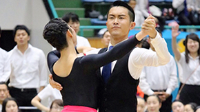Ballroom Dance Club second at National and Public University DanceSport Championships