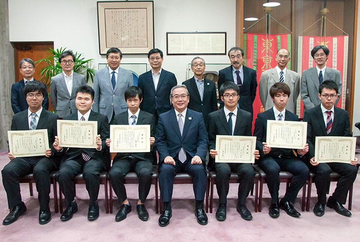 2016 commemorative photo