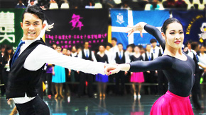 Ballroom Dance Club wins 48th Amano Cup