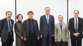 Tokyo Tech welcomes POSTECH delegation