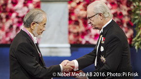 Nobel Week Part 2:December 9-12
