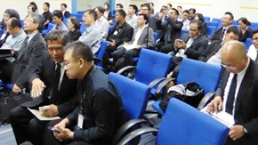 Symposium for industry-academia collaboration held in Thailand