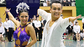Ballroom Dance Club 3rd in East Japan Collegiate DanceSport Championships