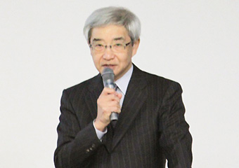 Dr. Katsuhito Itoh, Director of Health Management Center, Tokyu Hospital