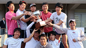 Tokyo Tech rows to victory in 60th Five Universities' Regatta