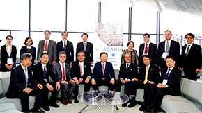 Tokyo Tech hosts AEARU 40th Board of Directors Meeting