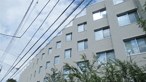 New student dormitory opens at Ookayama Campus