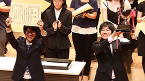 Chor Kleines heading to nationals after winning Tokyo Chorus Contest