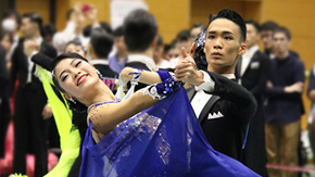 Ballroom Dance Club 2nd in East Japan Collegiate DanceSport Championships