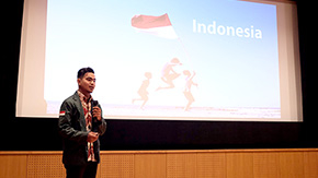 Indonesian Student Association holds paper competition and inspirational talk event
