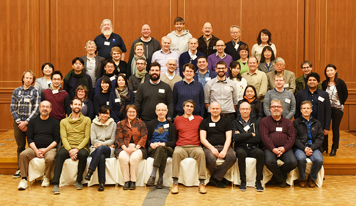 ELSI Origins Network holds third annual meeting