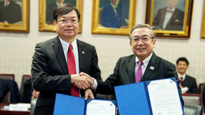 Academic cooperation agreement concluded with National Taiwan University of Science and Technology