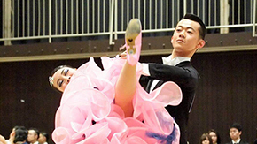 Ballroom Dance Club 3rd at National and Public University DanceSport Championships