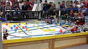 Tokyo Tech grabs two awards at 30th Intelligent Robot Contest