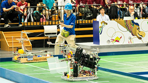 Tokyo Tech's 2018 NHK Student Robot Contest ends in quarterfinals