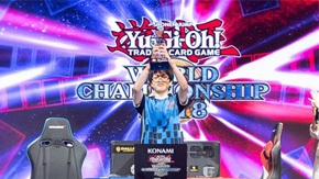 Tokyo Tech student is 2018 Yu-Gi-Oh! Duel Links world champion