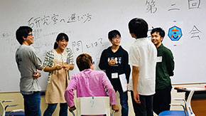 Unique student initiatives born from Tokyo Tech Visionary Project