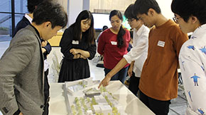 Tokyo Tech Grand Prix: Students proposing facilities for students