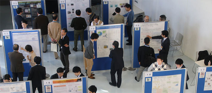 Connecting researchers at Tokyo Tech Research Festival 2018